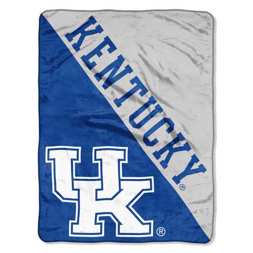 1COL059030020RET: COL 059 Kentucky Halftone Micro Throw